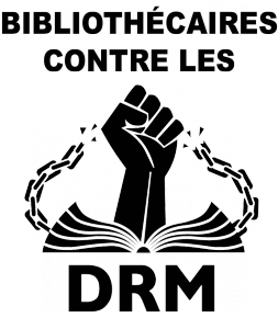 Bibliothécaires contre les DRM