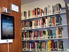 Tablettes en bibliothèque : pour un meilleur service aux publics