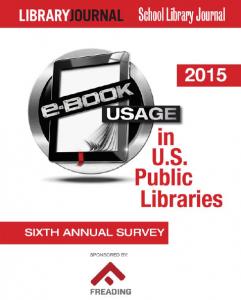 Étude annuelle sur les bibliothèques américaines et les ebooks