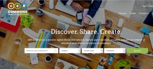 OER Commons, une bibliothèque numérique de ressources éducatives libres
