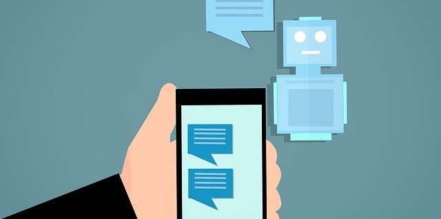 Chatbot by Mohamed_Hassan / pixabay.com