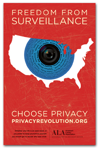 Poster de la Choose Privacy Week